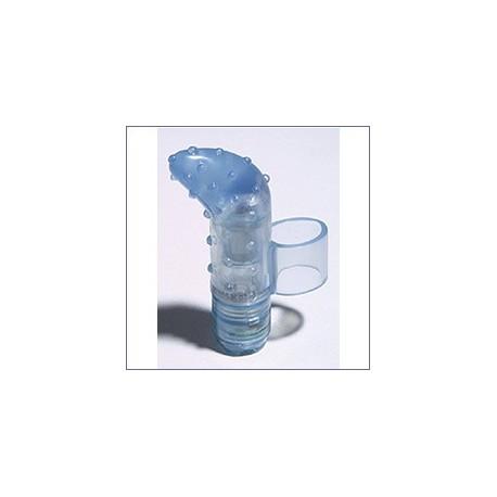 Waterproof Finger Fun Nubby G - Blue