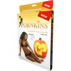 Pornkins - Pumpkin Carving Kit